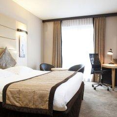 Отель Novotel Brussels Centre Midi Station 4* Улучшенный номер с различными типами кроватей фото 2