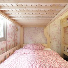 Tiger Lily Hostel Кровать в общем номере фото 7