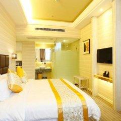 Отель Days Inn Hotspring Xiamen 4* Стандартный номер фото 2