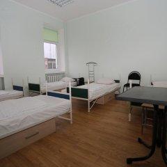 Гостиница Tsentr Кровать в общем номере с двухъярусной кроватью фото 3