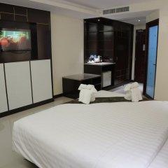 Отель Achada Beach Pattaya 3* Улучшенный номер с различными типами кроватей фото 2