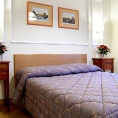 Отель Domus Cavour 3* Стандартный номер с двуспальной кроватью фото 12