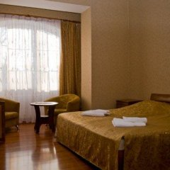 Гостиница Вилла Татьяна на Верхнеозёрной Стандартный номер с различными типами кроватей фото 9
