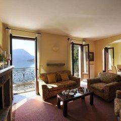 Отель La Piazza Porlezza Порлецца комната для гостей фото 4