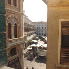 Отель Alle Piazze Италия, Падуя - отзывы, цены и фото номеров - забронировать отель Alle Piazze онлайн балкон