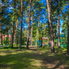 Гостиница Ozdorovitelny Kompleks Luzhki детские мероприятия