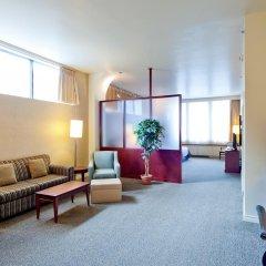 Отель Le Square Phillips Hotel And Suites Канада, Монреаль - отзывы, цены и фото номеров - забронировать отель Le Square Phillips Hotel And Suites онлайн комната для гостей фото 2