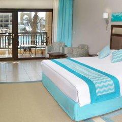 Отель Steigenberger Aqua Magic Red Sea 5* Стандартный номер с различными типами кроватей фото 9