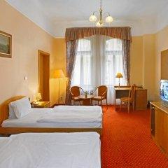 Spa Hotel Svoboda 3* Номер Комфорт с двуспальной кроватью фото 3