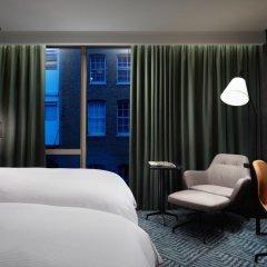 Отель Hilton London Bankside 5* Номер Делюкс фото 2