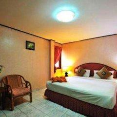 Thipurai Beach Hotel Annex 2* Стандартный номер с различными типами кроватей фото 9
