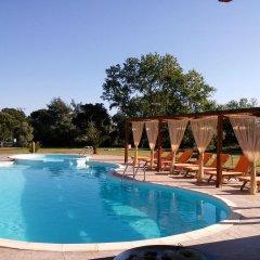 Отель Top Studios Ситония бассейн