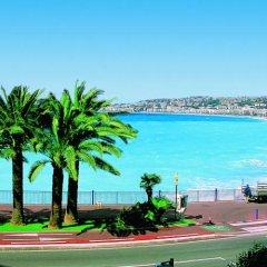 Отель Residence Nice Les Palmiers пляж фото 2