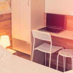 Ахаус-отель на Нахимовском проспекте Улучшенная студия с двуспальной кроватью фото 9