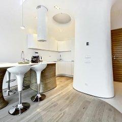 Апартаменты Sky Apartments Rentals Service Студия Делюкс с различными типами кроватей фото 7