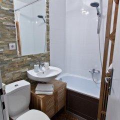Апартаменты Design-Apartment Karlsplatz with Balcony Вена ванная