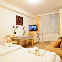 Отель Ajo Central Вена комната для гостей фото 3