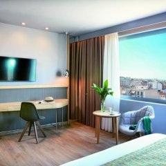 Отель Wyndham Grand Athens 5* Стандартный номер с разными типами кроватей фото 4