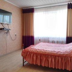 Гостиница Apartamenty Okolo Vokzala Апартаменты с разными типами кроватей