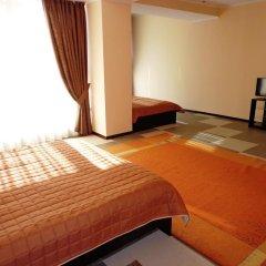 Mark Plaza Hotel 2* Стандартный семейный номер разные типы кроватей