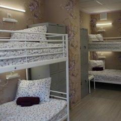 Hostel Nika-City Кровать в общем номере двухъярусные кровати фото 30