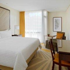 Отель Lisbon Marriott Hotel Португалия, Лиссабон - отзывы, цены и фото номеров - забронировать отель Lisbon Marriott Hotel онлайн комната для гостей фото 5