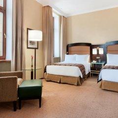 Отель Hilton Москва Ленинградская 5* Представительский номер фото 2