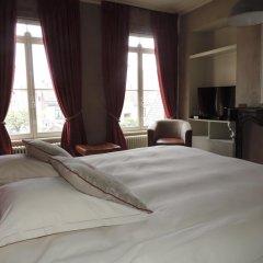 Отель Saint-Sauveur Bruges B&B 4* Люкс с различными типами кроватей