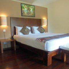 Отель Biyukukung Suite & Spa 4* Номер Делюкс с различными типами кроватей фото 10