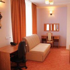 Гостиница Италмас Стандартный номер 2 отдельными кровати фото 7