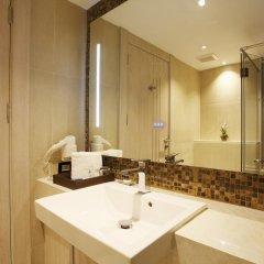 Centra by Centara Avenue Hotel Pattaya 4* Улучшенный номер с различными типами кроватей фото 2
