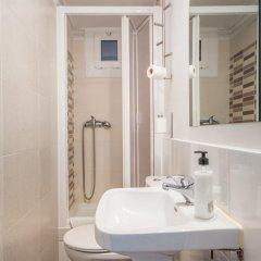 Отель Gran via 476 Барселона ванная