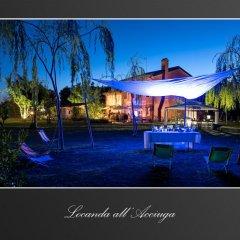 Отель Locanda Acciuga Лимена бассейн