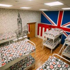 Sky Хостел Кровать в женском общем номере с двухъярусной кроватью фото 3