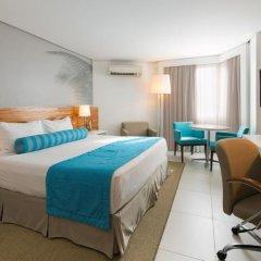 Отель Best Western PREMIER Maceió 4* Номер Делюкс с различными типами кроватей фото 6