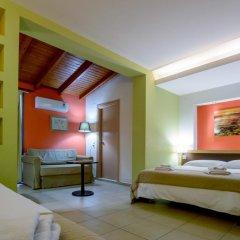 Iraklion Hotel 3* Стандартный номер с различными типами кроватей фото 9