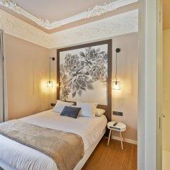 Отель Hostal Central Barcelona Стандартный номер с различными типами кроватей фото 5