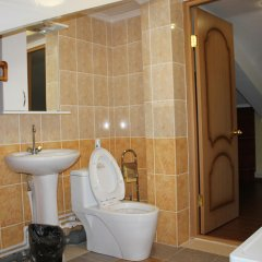 Гостиница Медвежий Угол ванная