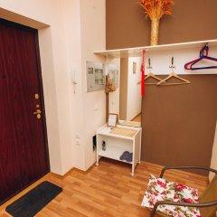 Апартаменты Алеся на Улице Малышева Апартаменты Эконом с различными типами кроватей фото 10