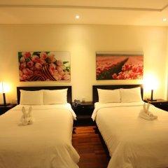 Отель Thanh Binh Riverside Hoi An 4* Номер Делюкс с 2 отдельными кроватями фото 12