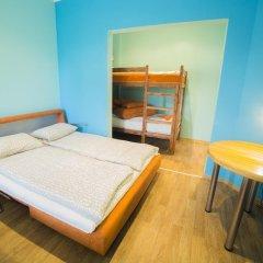 Crazy Dog Hostel Стандартный номер с различными типами кроватей фото 6