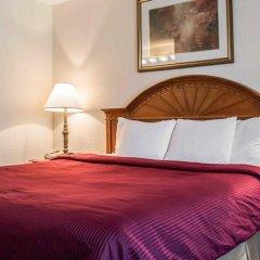 Отель Clarion Inn & Suites Clearwater 3* Стандартный номер с различными типами кроватей