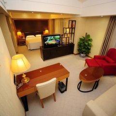 Отель Aurum International 4* Номер Делюкс фото 5