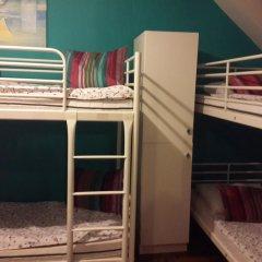 Backpacker Hostel Кровать в общем номере с двухъярусной кроватью фото 3