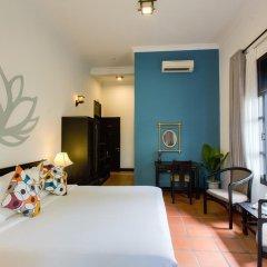 Отель Hoi An Trails Resort 4* Улучшенный номер с различными типами кроватей
