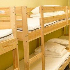 Ярослав Хостел Кровати в общем номере с двухъярусными кроватями фото 8