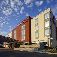 Отель SpringHill Suites by Marriott Columbus OSU 3* Студия с различными типами кроватей фото 2