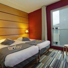 Отель Belambra City - Magendie Франция, Париж - 8 отзывов об отеле, цены и фото номеров - забронировать отель Belambra City - Magendie онлайн комната для гостей фото 5