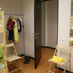 Сафари Хостел Кровать в общем номере с двухъярусными кроватями фото 45