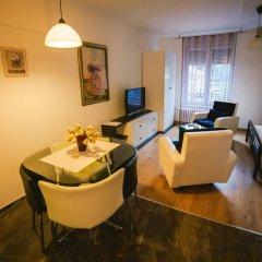 Отель Lina Apartments Сербия, Белград - отзывы, цены и фото номеров - забронировать отель Lina Apartments онлайн комната для гостей фото 3